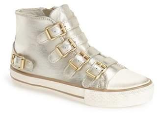 Ash Vava Buckle Sneaker (Toddler)