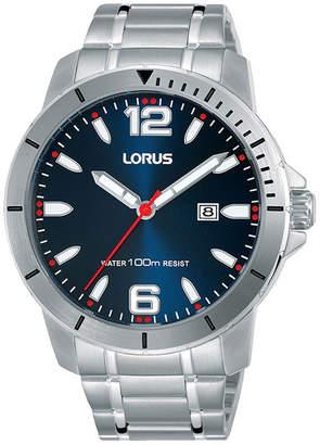 Lorus Sports Silver Watch