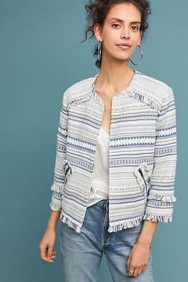 Greylin Bea Textured Stripe Jacket
