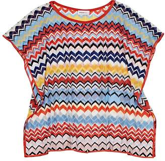 Missoni Kids' Zigzag Knit Cover-Up