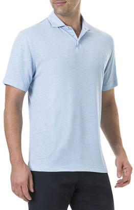 Rodd & Gunn Timber Bay Heathered Polo Shirt