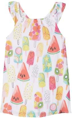 Hatley Fruity Lollies Bow Back Dress Girl's Dress