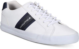 Nautica Men's Hull Lace-Up Sneakers Men's Shoes