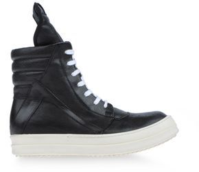 Rick Owens High-top sneaker