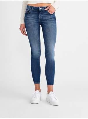 DL1961 Margaux Mid Rise Ankle Skinny | Sabine