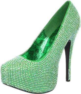 Pleaser USA Women's Teeze 06R GNSA Platform Pump