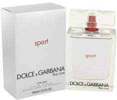 Dolce & Gabbana The One Sport by Eau De Toilette Spray 3.4 oz (Men)