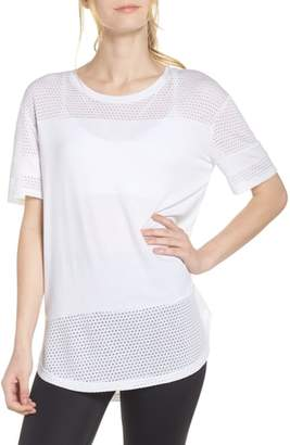 Beyond Yoga Full Transparency Tunic
