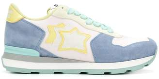 Atlantic Stars colour block sneakers with star patches