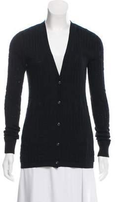 J Brand Button-Up Knit Cardigan