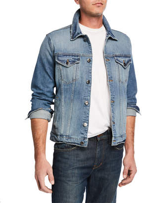 Frame Men's L 'Homme Distressed Jacket