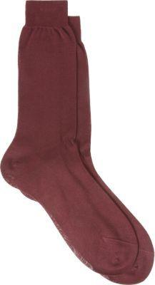 Barneys New York Basic Mid-Calf Socks
