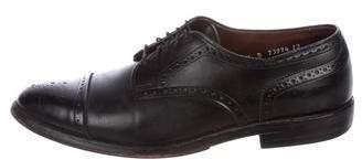 Allen Edmonds Sanford Oxford Derby Shoes