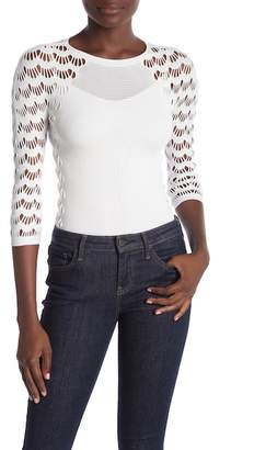 Wolford Mesh String Bodysuit