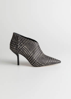 And other stories Pointed Stiletto Boots