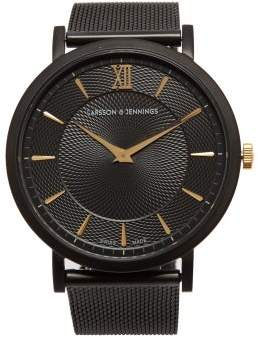 Larsson & Jennings Lugano Stainless Steel Watch - Mens - Black