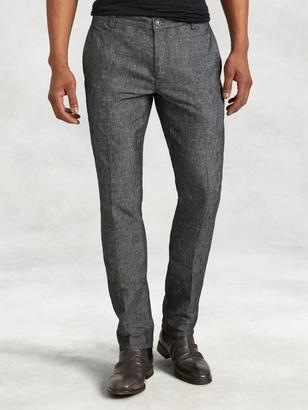 Cotton Linen Motor City Pant $328 thestylecure.com