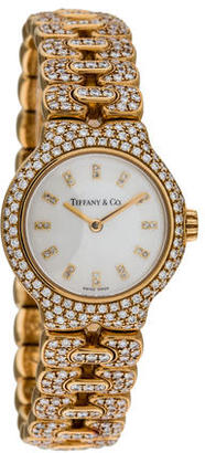 Tiffany & Co. Tesoro Watch $15,625 thestylecure.com