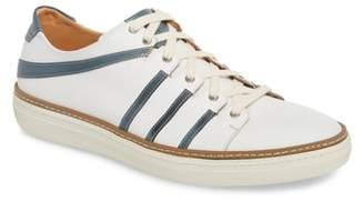 Mezlan Tebas Striped Low Top Sneaker