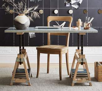 Pottery Barn Jackson Adjustable Desk