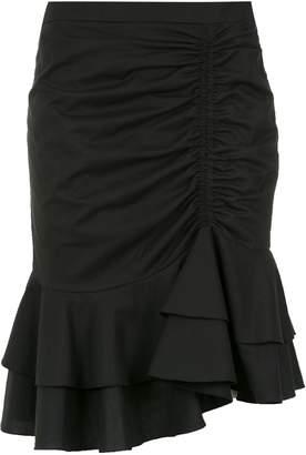 Isolda ruffled skirt