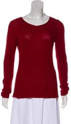 Michael Kors Cashmere Knit Sweater Red Cashmere Knit Sweater
