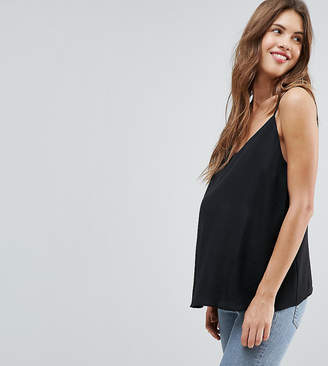 Asos DESIGN Maternity swing cami with double layer