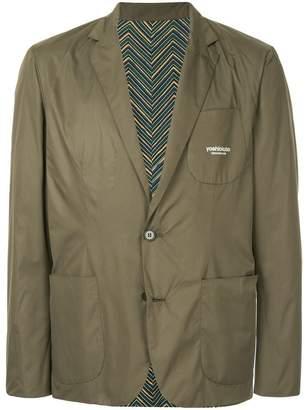 Yoshio Kubo Yoshiokubo Dry Leaf reversible jacket