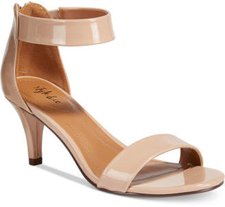 Style&Co. Style & Co Paycee Two-Piece Dress Sandals