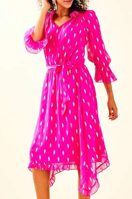 Lilly Pulitzer Alyanna Midi Dress