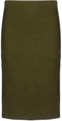 H Fredriksson Knee length skirts