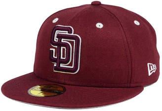 New Era San Diego Padres Pantone Collection 59FIFTY Cap