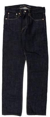 Ralph Lauren Black Label Slim Selvedge Jeans
