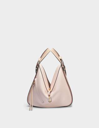 Loewe Hammock Small Bag in Blush Multitone Classic Calfskin