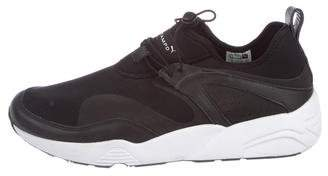 Stampd Puma x Neoprene Low-Top Sneakers