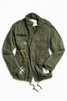 Rothco X Lucid FC M-65 Field Jacket $200 thestylecure.com