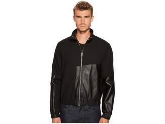 McQ Recycled Summer Blouson Jacket Men's Coat