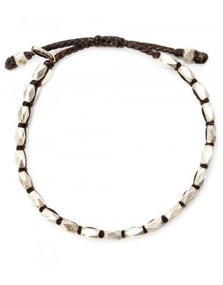 M. Cohen faceted bead bracelet $235 thestylecure.com