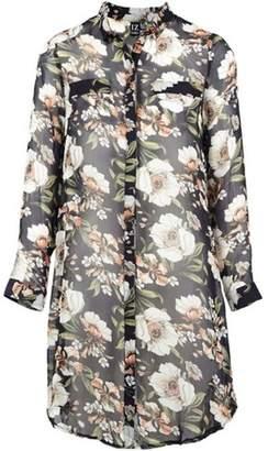b8e727d632b5 at Dorothy Perkins · Izabel London Womens *Izabel London Multi Colour  Floral Print Shirt Dress
