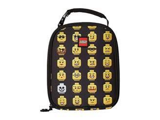 Lego Minifigure Lunch Bag
