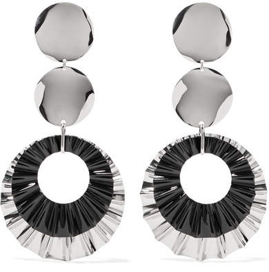 Isabel Marant - Silver-plated Earrings