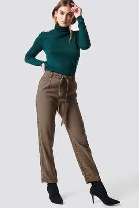 MANGO Harp Trousers