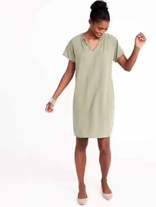 Old Navy Tencel® Shift Dress for Women