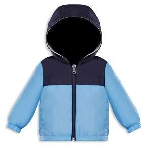 Moncler Boys' Izon Color-Block Windbreaker Jacket - Baby