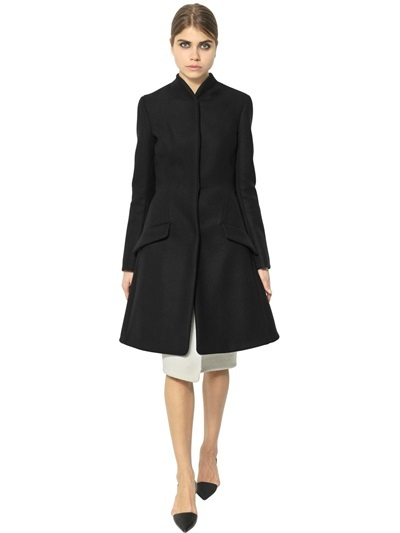 Proenza Schouler Wool Cloth Coat