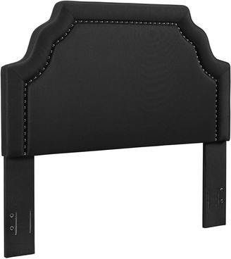 Crosley Loren Keystone Upholstered Headboard