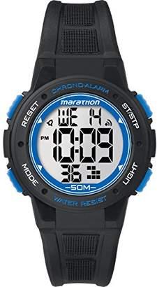Timex Marathon by Unisex TW5K84800 Digital Mid-Size Resin Strap Watch