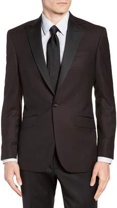 Ted Baker Jules Trim Fit Wool Dinner Jacket