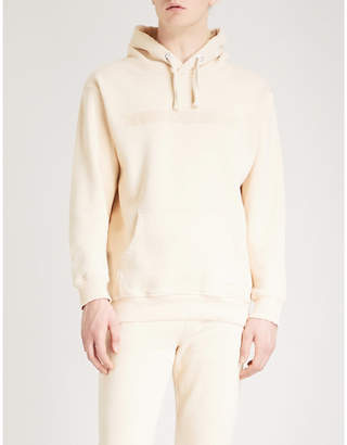 Criminal Damage Hiber cotton-blend hoody