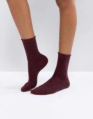 Pieces Glitter Socks